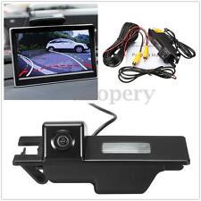 Car Rear View Reversing Camera for Vauxhall Opel Corsa Astra Zafira Meriva Astra