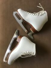 Reidell Girls Ice Skates, Size 4