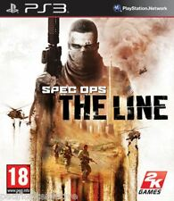 jeu SPEC OPS THE LINE pour Playstation 3 PS3 francais game spiel juego NEUF new
