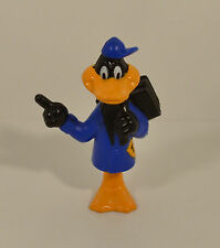 "1989 College Daffy Duck 2.75"" Arby's Pvc Action Figure Looney Tunes Toons"