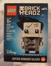 Lego Brick Headz #41595 Disney Captain Armando Salazar Pirates of the Caribbean
