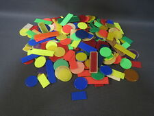 Lot de jetons de cartes en plastique de type bistrot pub sirops teisseire tokens