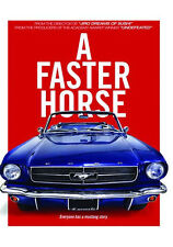 FASTER HORSE - DVD - Region Free - Sealed