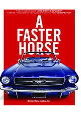 FASTER HORSE - DVD - Region Free - Sealed