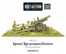 Warlord Games-Japanese Type 91 105mm Howitzer 28mm japón WWII Bolt Action