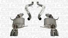 CORSA 2008-2013 BMW M3 COUPE CONVERTIBLE E92 E93 SPORT EXHAUST SYSTEM POLISHED