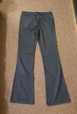 Michael Kors Dark Wash Womens Jeans Size 4 Bootcut Stretch Cotton Blend Denim