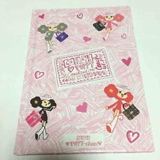 Rare COACH POPPY Chan Pink Notebook Booklet Journal Diary New