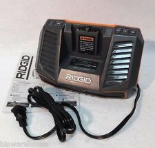 Ridgid R840095 NEW GEN5X 18V NiCd Lithium Ion Cordless Tool Battery Charger 110V