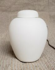 Ceramic Bisque 6 inch Ginger Jar Duncan Mold 284 U-Paint Ready To Paint