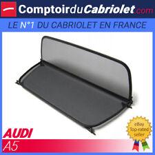 Filet anti-remous saute-vent, windschott Audi A5 cabriolet - TUV