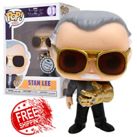 Funko Pop Stan Lee Infinity Gauntlet Marvel Avengers Endgame Similar Model 10cm