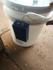 Hydroponic bubbler bucket kit