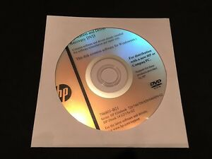 HP Elitebook 720 740 750 820 840 850 14 15u  Application and Driver CD DVD Disc