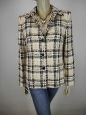 Women's Regular Plaids Checks Cotton Coats & Jackets
