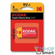 GoGreen 9V Super Heavy Duty Battery Single Pack 21005