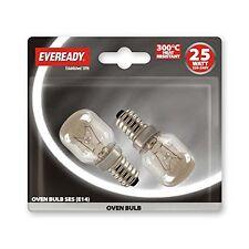 15w Eveready Four Lampe / Cuisinière Ampoule 240v ses E14 Petit Edison 300