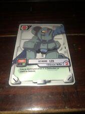 Gundam MS WAR TCG MS-011 Leo 2000 BANDAI TCG