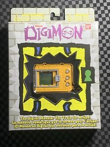 Bandai Digimon 20th Anniversary Tamagotchi  Digivice Digital Pet (Yellow)  #2