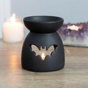 Black Bat Cut-Out Oil Burner Fragrance Oils & Wax Melts Warmer