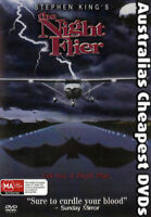 The Night Flier DVD NEW, FREE POSTAGE WITHIN AUSTRALIA REGION ALL