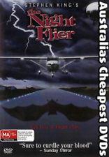 The Night Flier DVD NEW, FREE POSTAGE WITHIN AUSTRALIA REGION ALL