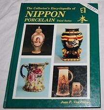 New Collector's Encyclopedia of Nippon Porcelain Third Series Patten 1996 Book