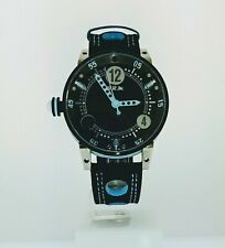 B.R.M. Black Golf Ball Watch