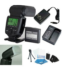 YONGNUO YN860Li-KIT Lithum Battery Wireless Flash Panasonic DC-GH5 GH4 GX8 G85