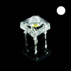 5 X Piranha//Super flujo LED Azul 1st Class Post 5mm Dome-UK