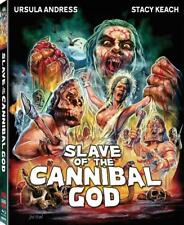 SLAVE/MOUNTAIN OF THE CANNIBAL GOD Code Red BLU-RAY + SLIPCOVER Sergio Martino