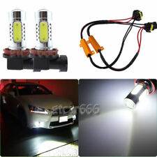 H11 H8 11W CREE LED Projector Fog Light No Error BMW E71 X6 M E70 X5 E83 F25 X3