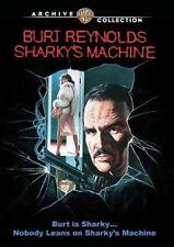 Sharky's Machine [New DVD] Manufactured On Demand