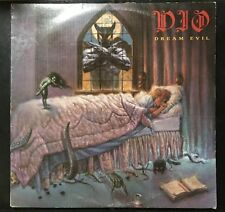 DIO 'Dream Evil' 1983 Vinyl LP Record VGC
