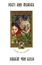 Poets and Murder: A Judge Dee Mystery van Gulik, Robert Paperback Used - Very G