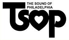 TSOP el sonido de Philidelphia Pegatina Northern Soul Tamla Motown Scooter Mod