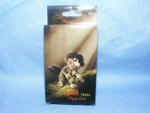 Ny Form Troll Playing Cards Collectable Nyform Norwegian Nyform