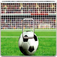 Football Goal Pitch Light Switch Vinyl Sticker Decal for Kids Bedroom #180