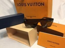 LOUIS VUITTON SUPREME CITY MASK POP UP MONOGRAM BLACK Acetate Men's Sunglasses