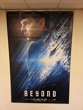Large movie banner / poster - Star Trek / Beyond (Spock)  230 x 150 cm.