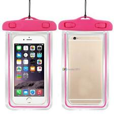 Luminous Color Waterproof Underwater Pouch Bag Pack Case For iPhone 6S Plus B PQ