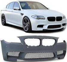 M5 FRONT BUMPER  for SE BMW F10 F11 Series M Sport 5 Tech Spoiler 530 550 530D