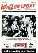 FREDDY MAERTENS WORLD CHAMPION FELICE GIMONDI LUIS OCANA Monde Cyclisme magazine