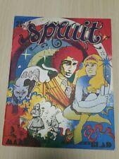 """SPRUIT"" Vintage Underground Comic 1970's Vol #2 January RARE HTF European COLOR"