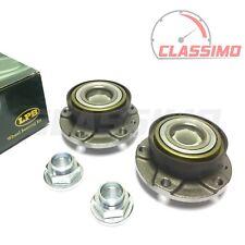 Alfa Romeo GT 2004-2011 Rear Wheel ABS Hub Bearing Pair