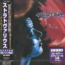 Stratovarius - Destiny (CD, 1998, Victor Entertainment, Japan w/OBI) VICP-60481