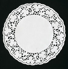 250 X White Round Paper Doilies Doylies Doyleys 12 Inch 30cm 5055202140103
