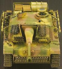 STURMGESCHUTZ III Long Barrel German Assault Gun AFV Profile 3 Model Art 833