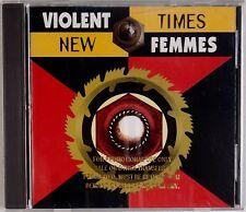 VIOLENT FEMMES: New TImes USA PROMO Indie Rock CD