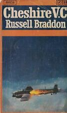 Cheshire V.C. by Russell Braddon 1966 Arrow Paperback 617 Air Squad Over Germany